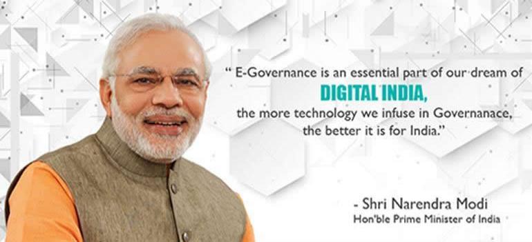 E-Governance Digital India